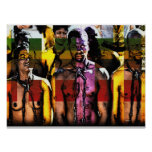 Unforgotten Slave Trade Poster