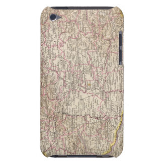 Ungarn, Hungary Atlas Map iPod Touch Case-Mate Case