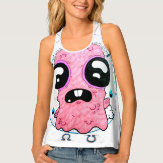 Unhappy Bunny Women Tank Top 2