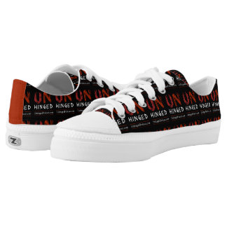 Unhinged Low Tops
