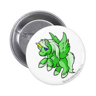 Uni Green 6 Cm Round Badge