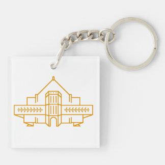 Uni High Alumni Key Ring