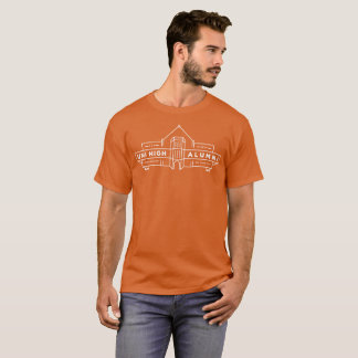 Uni High Alumni - Orange T-Shirt