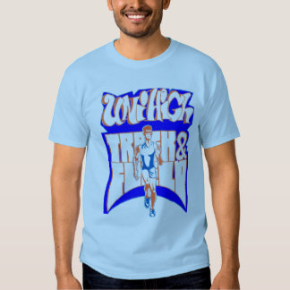 Uni High Boy's Track and Field Official T-Shirt