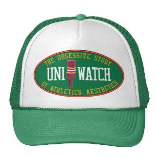 Uni Watch Trucker Hat (alternate)