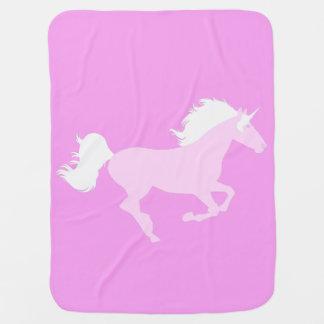 Unicorn, a Hoorn Baby Blanket