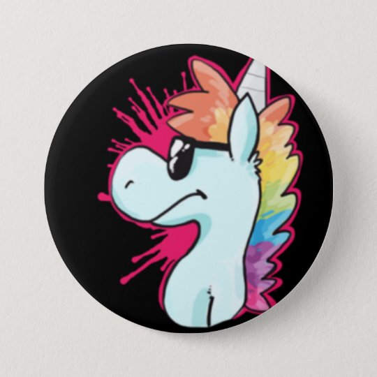 Unicorn Agent Button