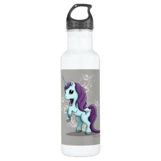 Unicorn Aluminum Water Bottle