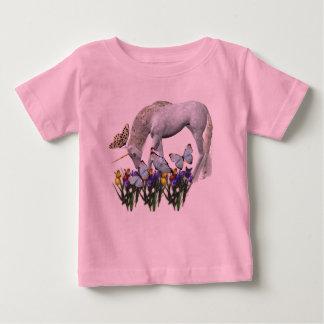 Unicorn And Butterflies Infant Shirt