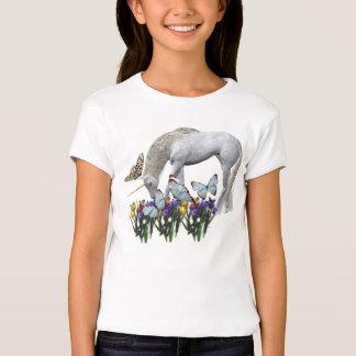 Unicorn And Butterflies T-Shirt