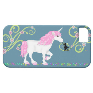 Unicorn and Fairy iPhone 5 Case