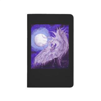 Unicorn and Moon Journal