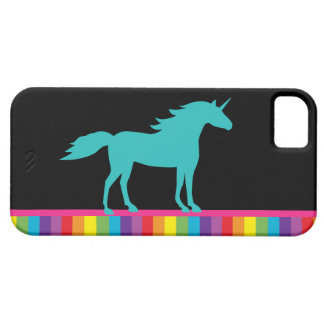 Unicorn and Rainbow iPhone 5 Case