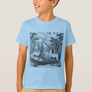 Unicorn and Stag T-Shirt