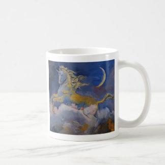 Unicorn Basic White Mug