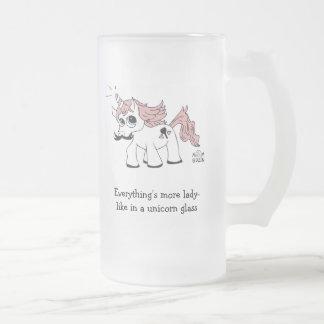 Unicorn Beer Mug