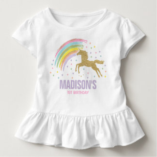 Unicorn Birthday Outfit Unicorn Birthday T-shirt
