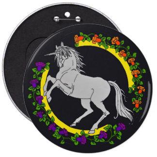 Unicorn Button Badge