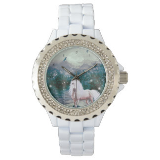 Unicorn By The Moonlight Watch