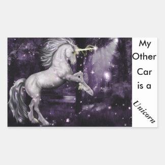 Unicorn Car Sticker
