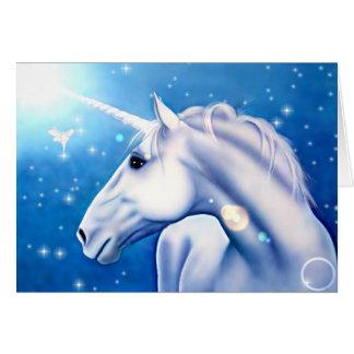 Unicorn (card) card