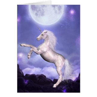 Unicorn Card Fantasy