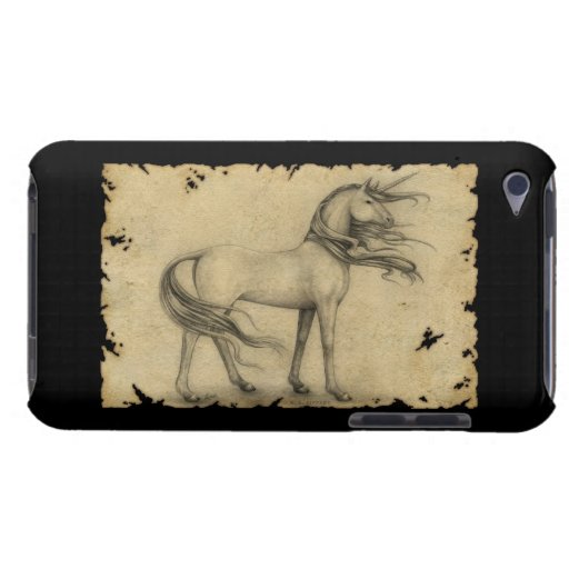 Unicorn iPod Touch Cover