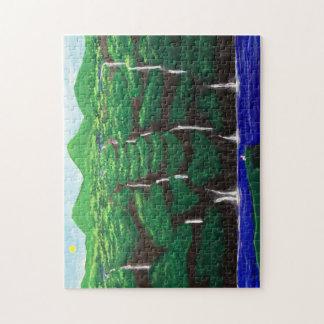 Unicorn Cliffs Jigsaw Puzzle