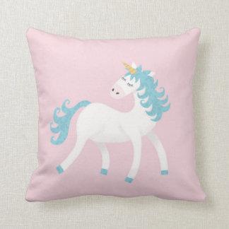 Unicorn cushion design customisable