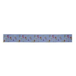 Unicorn Custom 3 in Wide  Ribbon, 2 Yard Spool Satin Ribbon