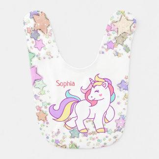 Unicorn Custom Bib
