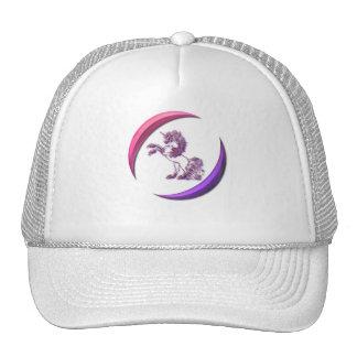 Unicorn Design Baseball Hat