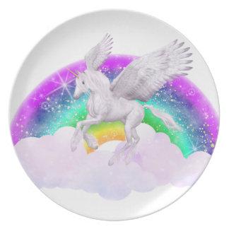 Unicorn Dreams Plate