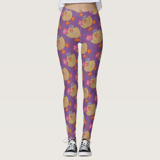 Unicorn Duck Leggings