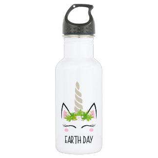 Unicorn Earth Day 532 Ml Water Bottle