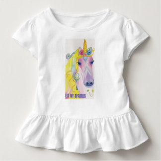 Unicorn : Eat My Sparkles Toddler T-Shirt