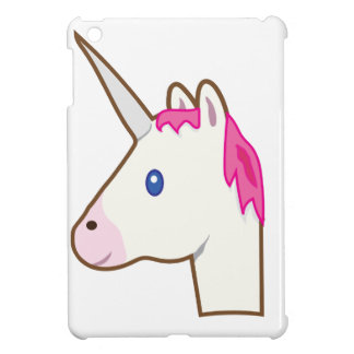 Unicorn emoji cover for the iPad mini