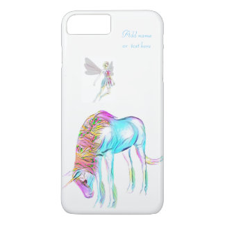 Unicorn fairy iphone 7 case