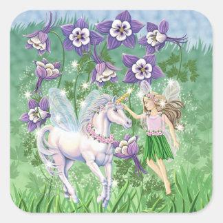 Unicorn Fairy Stickers