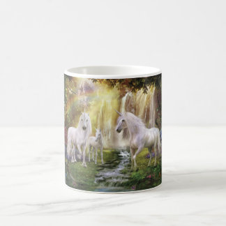 Unicorn fantasy coffee mug