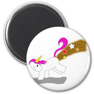 Unicorn Fart Magnet