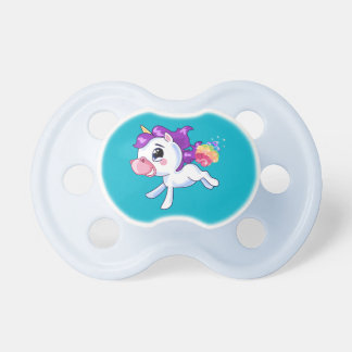 Unicorn Farts Baby Pacifier