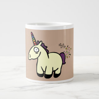 Unicorn Farts Large Coffee Mug