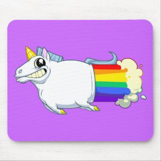 Unicorn Farts Mousepad