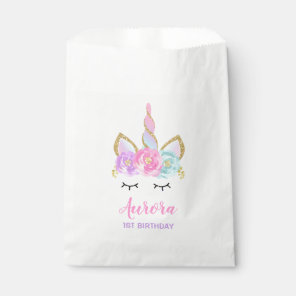 Unicorn Favour Bag Magical Unicorn Party