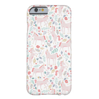 Unicorn Fields Barely There iPhone 6 Case
