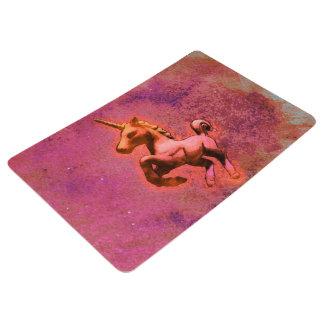 Unicorn Floor Mat (Red Intensity)