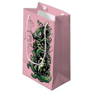 Unicorn Flourish Small Gift Bag