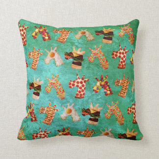 Unicorn Food Cushion