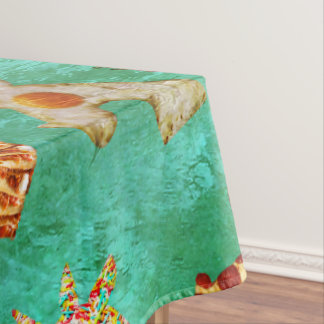 Unicorn Food Tablecloth